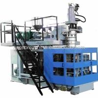 55 gallon 200~220L HDPE drums barrels extrusion blow molding machine / drums making machine