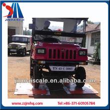 Portable Truck dynamic balancing machine