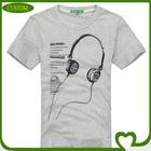 Custom T-shirts Printing , Print Your Own Company Logo / Image / Text / Design