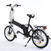 front wheel motor electric bikeTDN06Z NEW Lithium Battery Inside Pipe