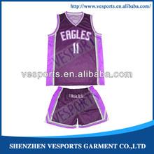 Latest basketball uniform design