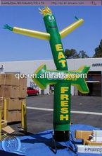 Attractive design mini arrow inflatable air dancer for sale