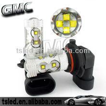 60W H10 H8 H9 high power led, car led light h10, auto led fog light h10