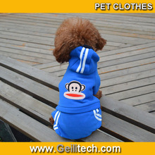Fashion autumn winter New 100% Cotton dog coats,lovable dog coats wholesale
