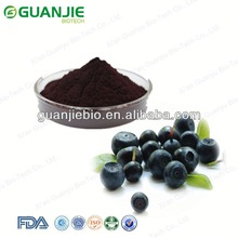 organic Acai Berry Extract / Anthocyanin 5%-70%