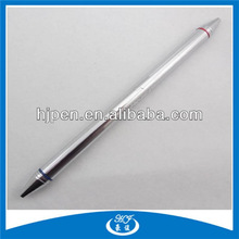 Competitive Price Metal Double Side Pen,Double Ended Pen