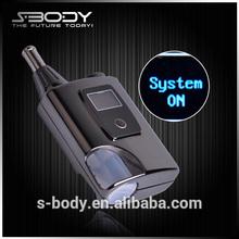 2014 sbody e-cigarette dna 20d mod S-CA1 e cig
