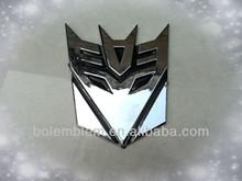 New Transformers car badge emblem
