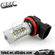 wholesale led car fog light 80w H9 H8 H11 auto fog light