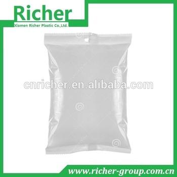 custom printed plastic resealable bags