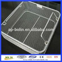 Nichrome wire basket