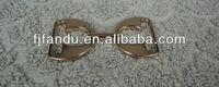 Lady's Golden Shoe buckle