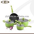 aluminio utensilios de cocina y utensilios de cocina conjunto