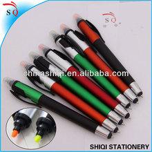 multi-function ballpoint pen stylus highlighter pen