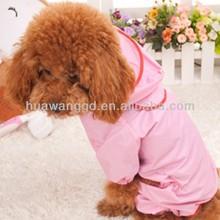 Pretty waterproof dog coat