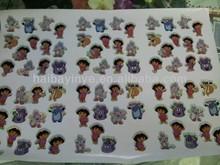 3d epoxy sticker