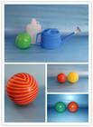 machine make plastic balls