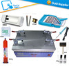 2014 New LCD & Touch Screen Separate Machine Kit for Tablet with Automatic Attach Screen Protector Machine for Tablet PC