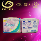 Free style Sanitary napkin pads for lady use