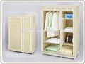 dobrável moda tecido design armário de armazenamento