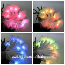Flashing LED Gloves/ LED Gloves/ Party Gloves