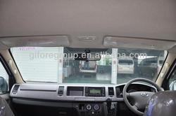 14+1 mini CNG bus