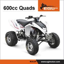 Max Speed 120KM Quad 600cc