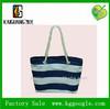 Customized Eco Canvas Tote Bag Canvas Beach Bag