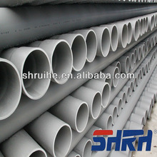 pvc plastic irrigation pipe