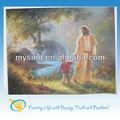 Famoso jesus cristo pinturas a óleo handmade ( jesus andando comigo )