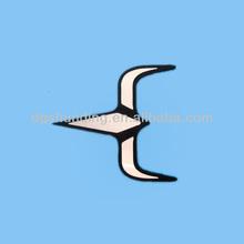 pilot metal wing badge