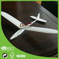 Wholesale balsa wood model airplanes glider