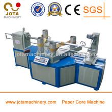PLC Controlled Automatic 10 Layers Paper Core Tube Making Machine OEM, Paper Cone Winding Machine, DTY Tube Cutting Machine