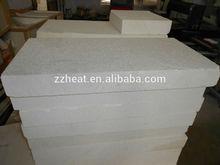 fire heating insulation ceramic fiber boards 1700c