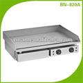 Açoinoxidável jdl-c30a2comercial indução chapa chapa tabela topo grelha elétrica para restaurante