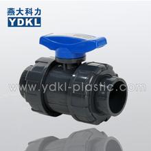 2014 hot sale different standard Pvc true union valve