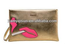 Genuine Leather Female Hand Bag