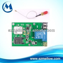 gsm sms remote control system