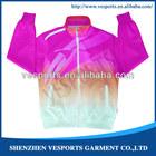 New design womens bonded camping fleece tracksuit jacket