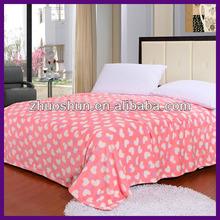 max 4 fleece fabric for blankets coral an plush yard blanket