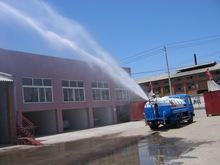 20000 Liter Truck Mounted Water Tank, 6x4 Water Well Service Trucks engine 210HP