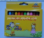 Colored Wax Crayons for school kids 987