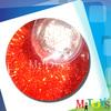 2014 New Hollow TPU Super High Bouncing Flashing Hi Bounce Crystal Ball
