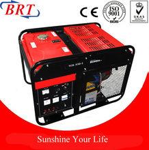 gasoline generator set series 15hp gasoline generator air cooled