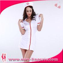 hotsale fantasia quente roupassexy enfermeira para meninas