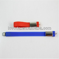 bracelet bulk 1gb usb flash drive for promotion/ free hot animal sex usb flash drive/bracelet usb watch LFN-218