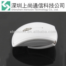 2.4GHz Wireless Foldable Folding Arc Optical Mouse For Microsoft For Laptop