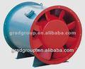 grad axial para la ventilación del ventilador industrial