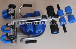 Power abdominal exerciser rocket