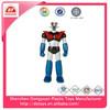 custom kamen rider plastic action figure in ICTI audited factory